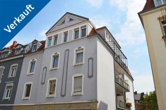 Altbau-Mehrfamilienhaus in KA-Mühlburg