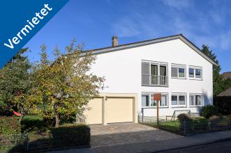 Freistehendes Zweifamilienhaus in Karlsruhe-Rüppurr