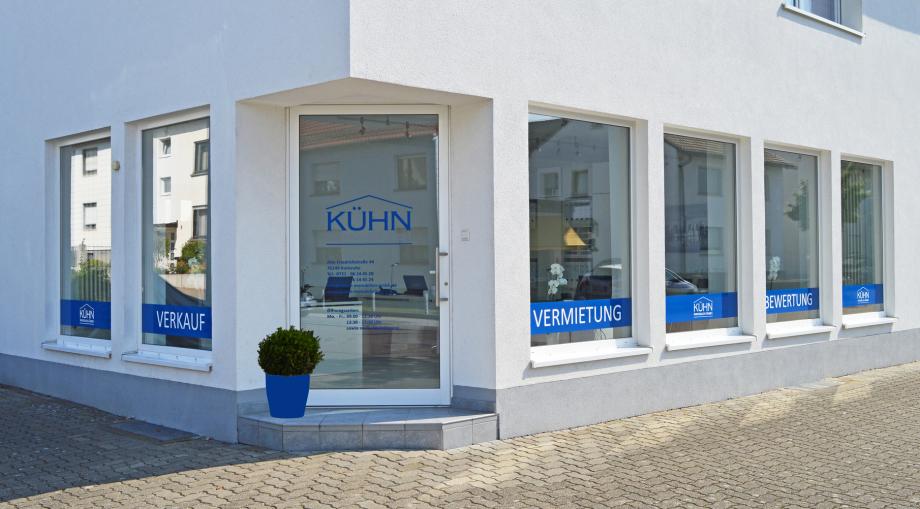 Büro der Kühn Immobilien GmbH in KA-Neureut